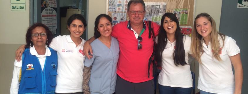 Terminando en Perú