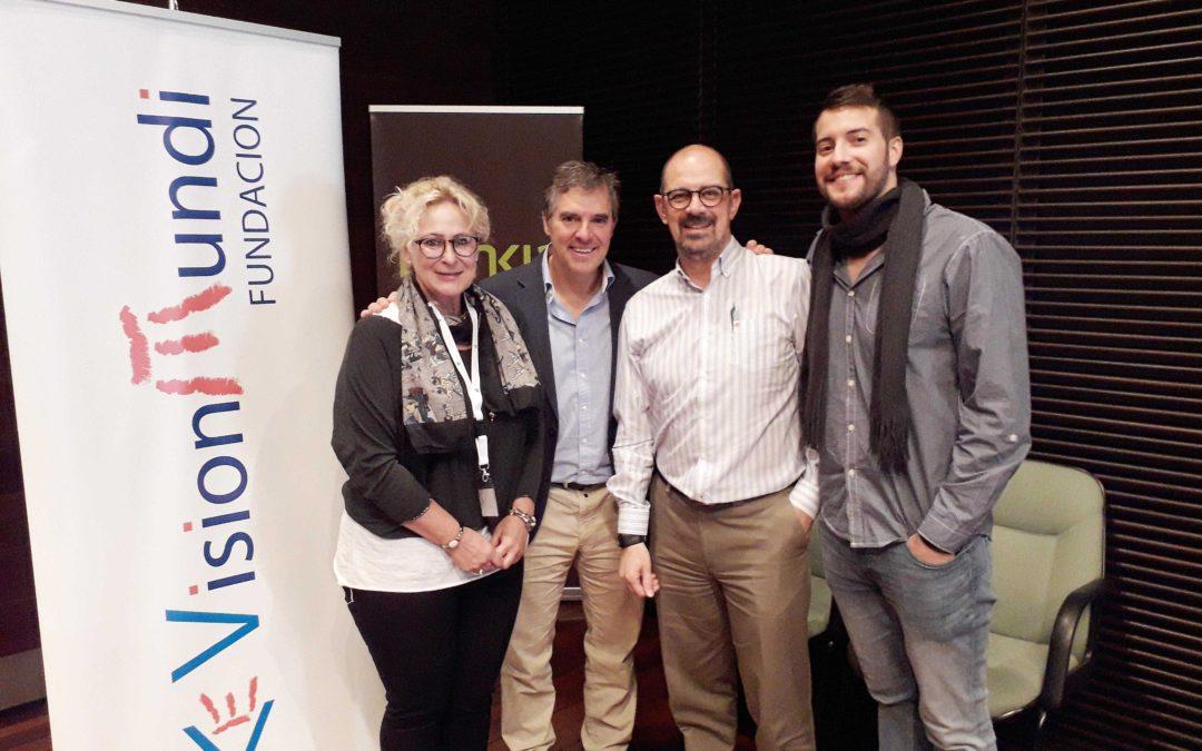 ¡Presentamos la Fundación en Logroño!